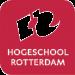 Het logo van de Hogeschool Rotterdam
