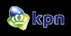 Het logo van KPN